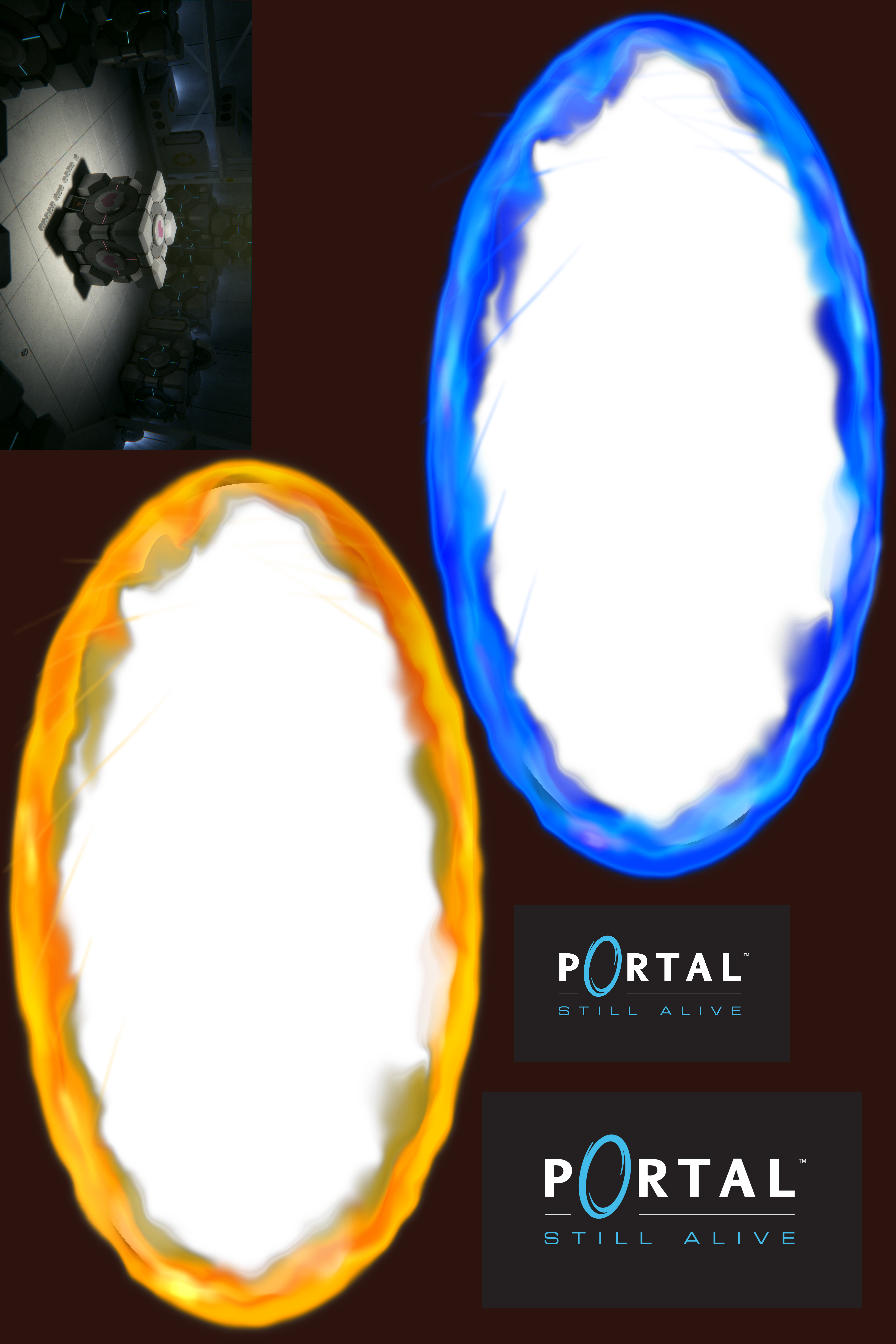 & The Portal Door: 7 Steps (with Pictures)